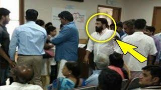 ആശുപത്രിയിൽ ക്യൂ നിൽക്കുന്ന ലാലേട്ടൻ വീഡിയോ വൈറൽ | Mohanlal Simplicity Queue in Hospital Video Viral