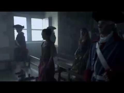 Branding Punishment for Prostitutes in The 18th Century