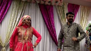 Bangladeshi Wedding Couple Dance Mumid & Kanta # Banlga Movie Dance