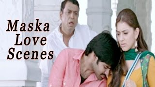 Ram and Hansika B2B Maska Love Scenes - Maska Movie Scenes