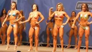 CAMPEONATO  BRASILEIRO DE FISICULTURISMO 2015 - Categoria Wellness