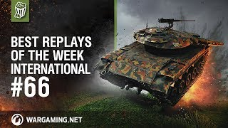 World of Tanks - Best Replays of the Week International #66