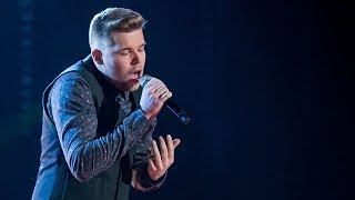 Jamie Johnson performs 'Sex On Fire' - The Voice UK 2014: The Knockouts - BBC One