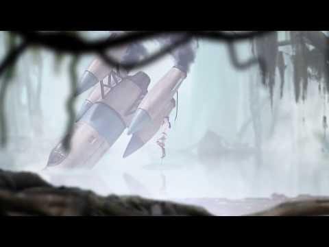 Space Girl vs. Tentacles! DELETED SCENE
