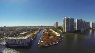 Aventura - HD Aerial Footage - Florida Real Estate - The SIR Group