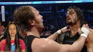 WWE Smackdown 2/4/16 Dean Roman vs Rusev Alberto Del Rio
