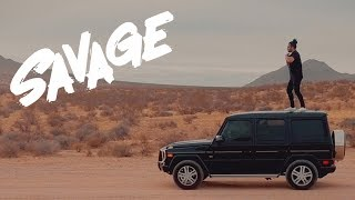 SAB BHANOT - SAVAGE Ft. J.HIND