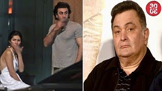 Pictures of Ranbir & Mahira's NYC Rendezvous Go Viral | Rishi Kapoor Gets Slammed On Social Media