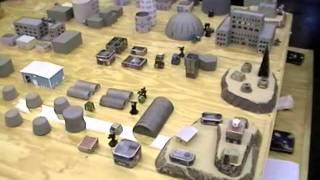 Heavy Gear Battle Report 10-22-2011, Team Fight