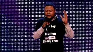 MC BOY - britains got talent 2013