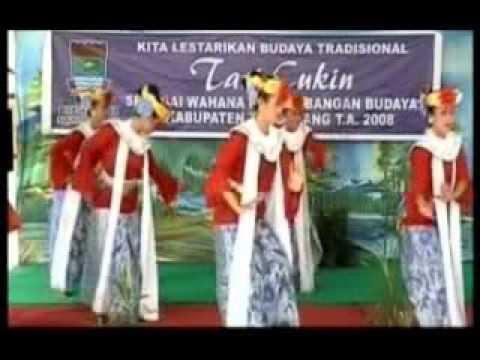 Tari Cukin - Khas Daerah Tangerang.flv