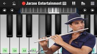 Thankyou Movie Flute Theme Piano Tutorial   Jarzee Entertainment