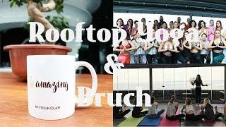 Rooftop Yoga & Bruch | FITBUKIZLAR