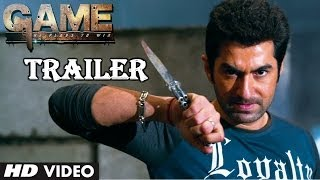 GAME: Theatrical Trailer (Official) - Bengali Movie 2014 - Jeet, Subhashree