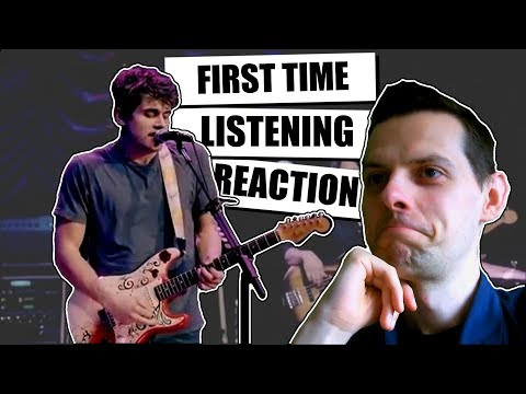 I Watch John Mayer For The First Time