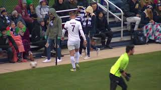 Akron Men's Soccer - NCAA 2nd Round - Post Game Comments vs Seattle - 11/19/2017