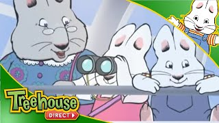 Max & Ruby: Max's Ride / Max on Guard / Ruby's Real Tea Party - Ep.58