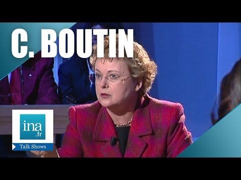 Xxx Mp4 Christine Boutin J Aime Le Sexe Archive INA 3gp Sex