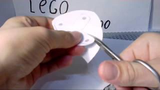 [Lego] кастомы обучение как сделать капюшон