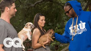 2 Chainz Pets a $100K Dog | Most Expensivest Shit