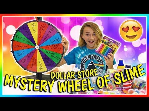 Xxx Mp4 DOLLAR STORE MYSTERY WHEEL OF SLIME We Are The Davises 3gp Sex