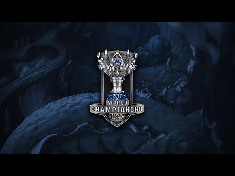 Team WE ( WE ) vs Cloud9 ( C9 ) - Worlds 2017 Çeyrek Final