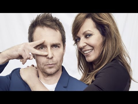 Actors on Actors Sam Rockwell and Allison Janney Full Video