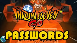 Inazuma Eleven GO Light Shadow Passwords for New Fighting Spirit and Special Moves Hissatsu Waza