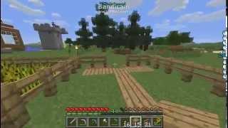 Minecraft Bleach Episode 103 Finishing off new farm