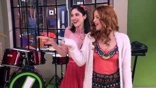Violetta 3 - Vilu, Cami y Fran cantan A Mi Lado
