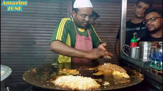Amazing STREET FOOD Cooking Skills Compilation ★ FAST WORKERS Food Cutting and Processing Machines