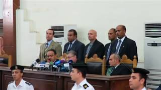 EGYPT || Cairo court sentences 28 to death for top prosecutor's assassination.