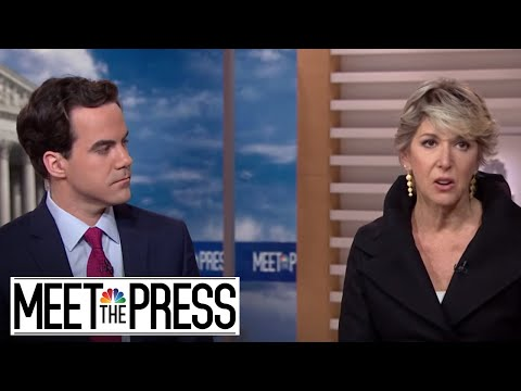 Panel Do White House Woes Overriding The Republican Agenda Full Meet The Press NBC News