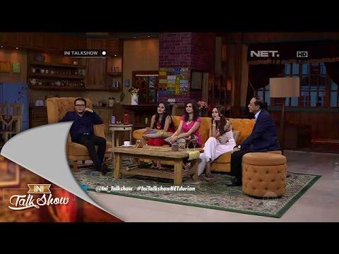 Ini Talk Show 04 November 2014 Part 34 - Aura Kasih, Deasy Bouman, Faby Marcelia dan Eko DJ