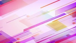 Colorful Slices 4K Stock Motion Graphics