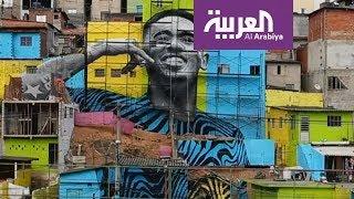 جيسوس : من شوارع ساوباولو إلى قائمة منتخب البرازيل في المونديال