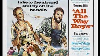 All the Way Boys (1972) Full Movie