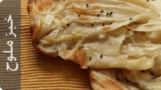 طريقة عمل الخبز الملوح اليمني - زي المطعام