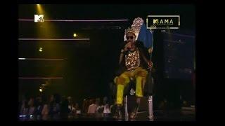 Ali Kiba, Sauti Sol na Yemi Alade kwenye stage ya MTVMAMA2016