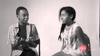 The Acting Project 2013 Teens Improv Exercise Episode 1