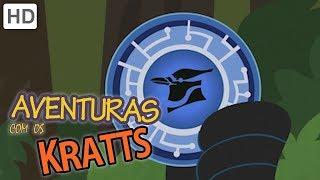 Aventuras com os Kratts - Ative Poderes de Criaturas Voadoras!
