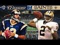 A High-Octane Superdome Comeback! (Rams vs. Saints, 2000 NFC Wild Card)
