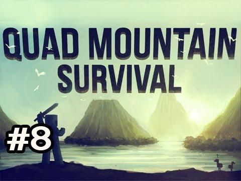 Minecraft Quad Mountain Survival w Nova Ep.8 RIIIIIIIIICCCCKKKK
