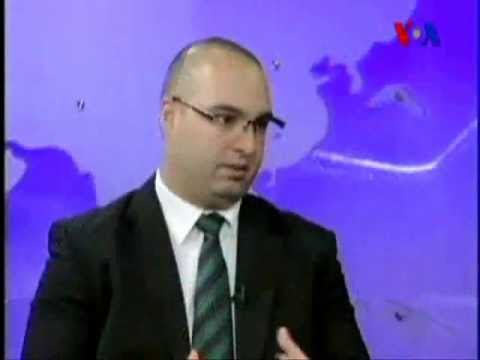 Cenk Sidar VOA/TGRT Interview (05/16/2012)
