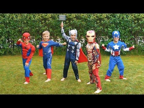 Xxx Mp4 Super Hero Costumes Spiderman Batman Superman Ironman And More 3gp Sex