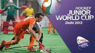 Germany vs Netherlands - Men's Hero Hockey Junior World Cup India Semi Final 2 [13/12/2013]