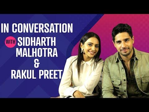 Sidharth Malhotra & Rakul Preet play Fishing For Answers | Bollywood | Pinkvilla | Aiyaary