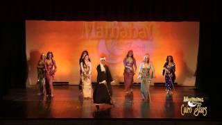 Saidi with Hosam Elmansy, Maryem, Shahinaz and Marhaba Ballett