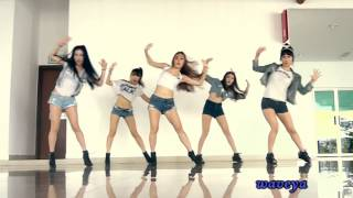 Girls' Generation 소녀시대  I GOT A BOY ★Waveya ver (dance practice)