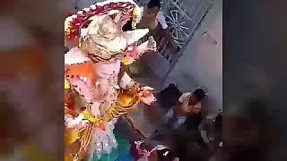 Ganesh aagman somnath chok madhapar...Shree hari musical band ni sathvare ...Happy ganesh chaturti..